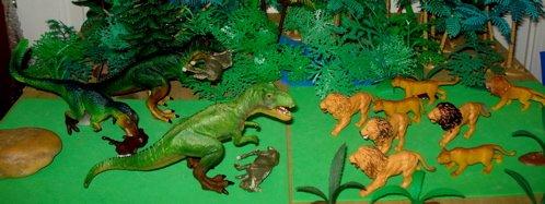 Tyrannosaurus Rex, Safari Ltd, Dinosaur Toys