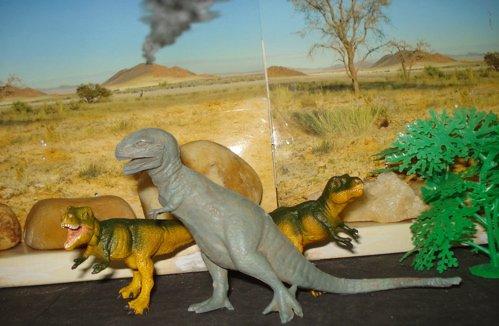 Marx T-Rex, Marx Tyrannosaurus Rex, Dinosaur Toys