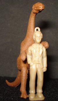 MPC Plateosaurus Dinosaur Toys