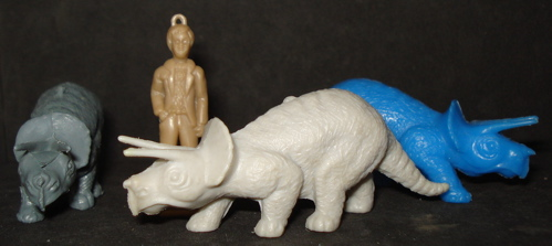 MPC Triveratops, Dinosaur Toys