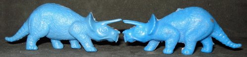 MPC Triceratops, Dinosaur Toys