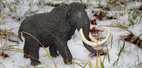 Mammoth, Carnegie Collection, Dinosaur Toys
