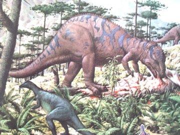 Yale Zallinger Mural Dinosaur Toys