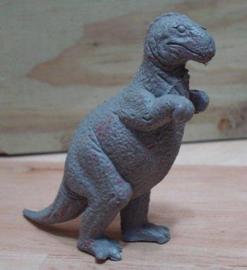 Marx Dinosaur Toys Allosaurus