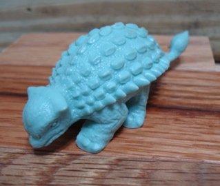 Marx Dinosaur Toys Ankylosaurus