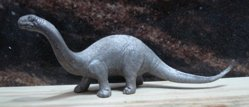 Large Mold Brontosaurus Dinosaur Toy