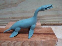 Large Mold Kronosaurus Dinosaur Toy