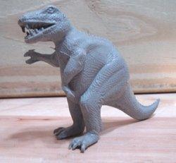 Large Mold Pot Belly Tyrannosaurus Dinosaur Toy