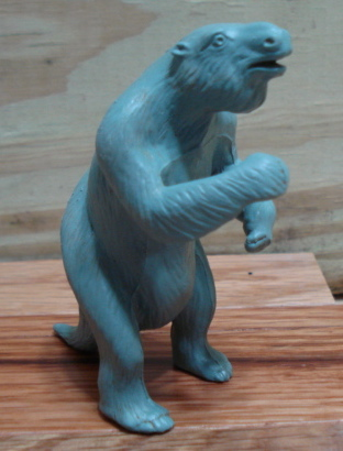 Marx Dinosaur Toys Megatherium