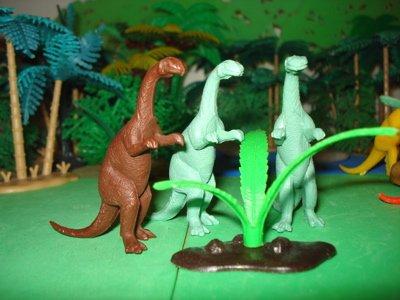 Plateosaurus Dinosaur Toys