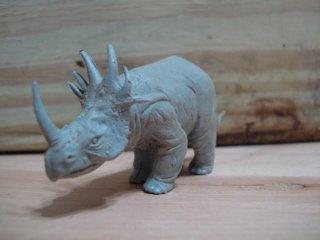 Marx Dinosaur Toys Styracosaurus