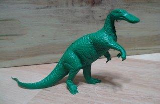 Marx Dinosaur Toys Trachodon