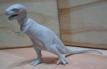 Marx Sleek Tyrannosaurus Rex Dinosaur Toys