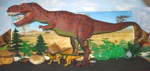 Rexford, Sue, Dinosaur Toys