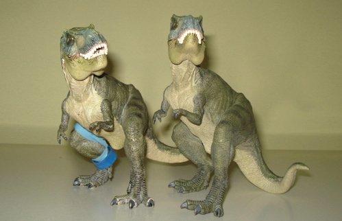 Papo T-Rex, T-Rex, Tyrannosaurus Rex, Dinosaur Toys