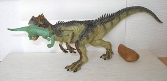 A Pack of Allosaurus For Your Dinosaur Toys Collection. Walking With Dinosaurs Allosaurus Toy