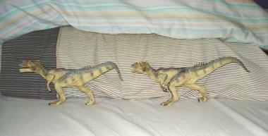 Papo Allosaurs Dinosaur toys