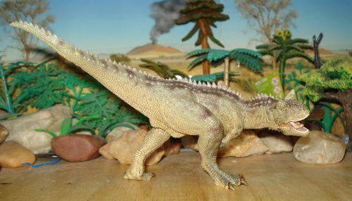 Dinosaur Toys, Carnotaurus, Papo