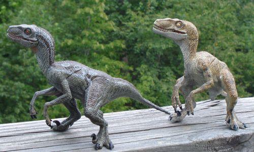Papo Dinosaur Display