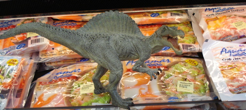 Spinosaurus, Papo Spinosaurus, Papo Dinosaur Toys