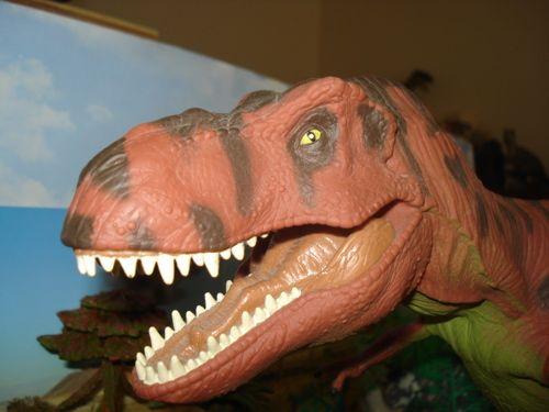 Rexford, Rexford dinosaur, Tyrannosaurus Rexford, T-rexford, Rexford Dinosaur Toys