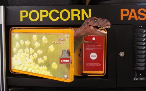 Rexford, Tyrannosaurus Rexford, Dinosaur Toys