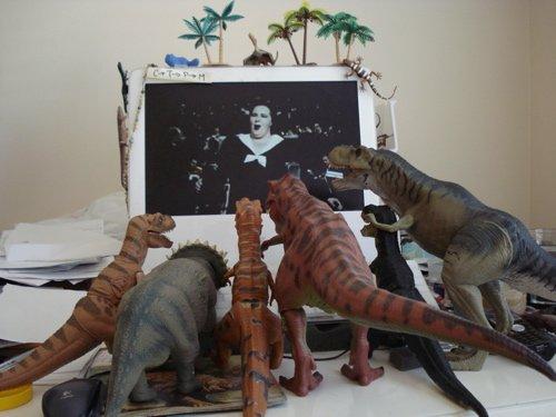 T-Rexford, Rexford, Dinosaur Toys