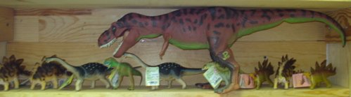 T-Rexford, Tyrannosaurus Rex, Rexford, Dinosaur Toys