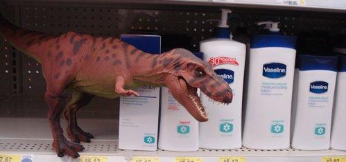 Rexford, Dinosaur Toys