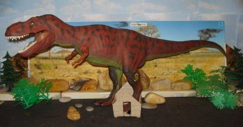 Tyrannosaurus Rexford, Rexford Dinosaur, Rexford, Dinosaur Toys, Tyrannosaurus Rexford