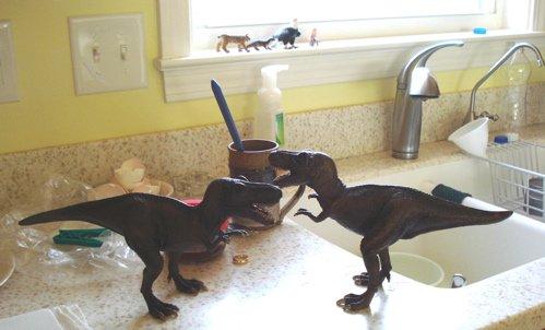 T-Rex, Dinosaur Toys