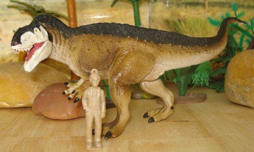 Acrocanthosaurus, Safari Acrocanthosaurus, Acrocanthosaurus Dinosaur Toys
