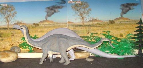 safari apatosaurus, invicta apatosaurus, Dinosaur Toys