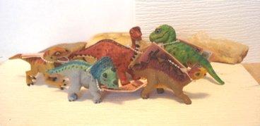 Safari Baby Dinosaur Toys