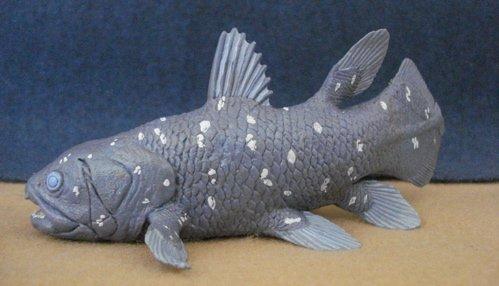 Coelacanth, Dinosaur Toys