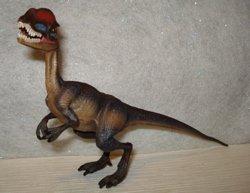 Safari Dilophosaurus Dinosaur Toys