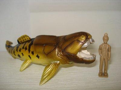 Safari Dunkleosteus Dinosaur Toys Sea Reptile