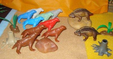 Scutosaurus Dinosaur Toys