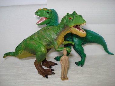 Safari Tyrannosaurus Dinosaur Toys