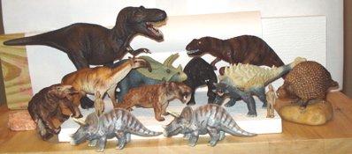 Schleich Dinosaur Toys