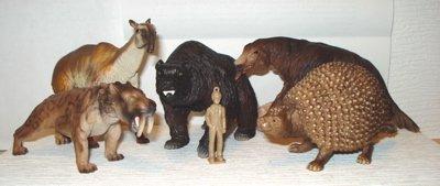 Schleich Mammals Dinosaur Toys