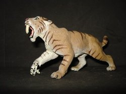 Smilodon, Safari Ltd, Dinosaur Toys