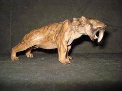 Smilodon, Schleich, Dinosaur Toys