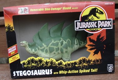 Stegosaurus-Jurassic Park Dinosaur Toys