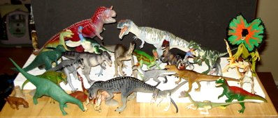 Theropods Dinosaur Toys