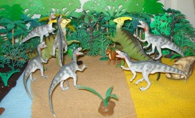Deltadromeus Dinosaur Toys