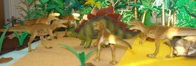 Sinraptor Dinosaur Toys