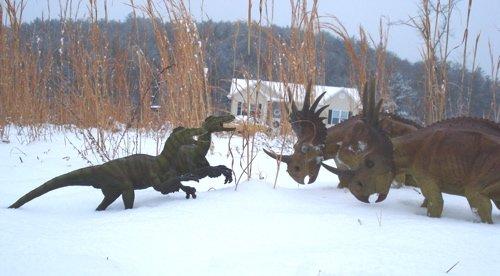 Styracosaurus, Velociraptor, Great Dinosaurs Velociratpor, X-Plus Styracosaurus, Dinosaur Toys